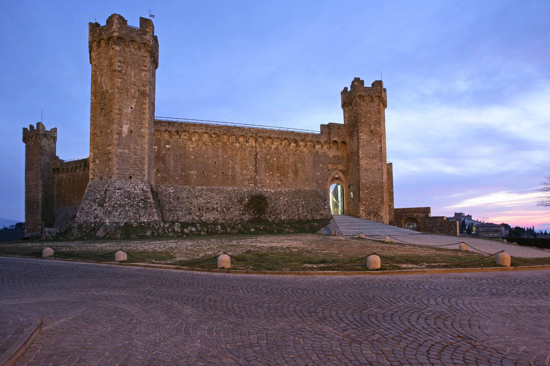 Montalcino-Fortezza