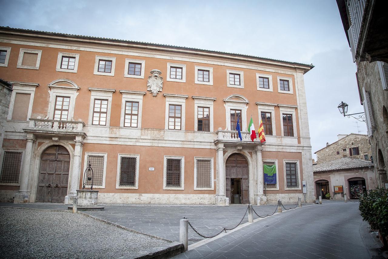 Palazzo Chigi Zondadari - Parco della Val d'Orcia