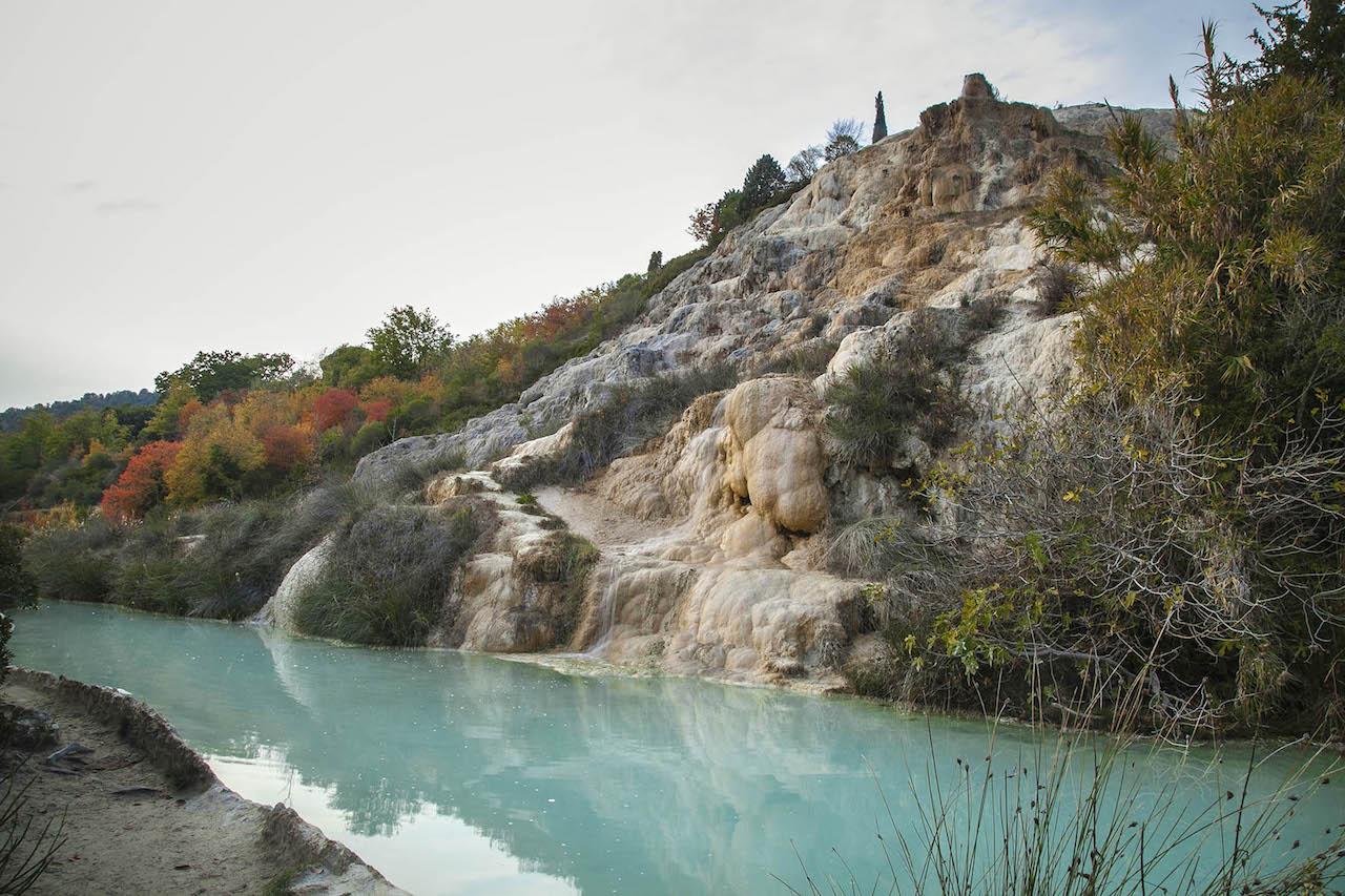 Terme libere bagno vignoni terme bagno vignoni piscine termali libere in toscana terme gratis - Bagno vignoni terme libere ...